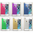 Premium Color Mirror Tempered Glass Back film Rear Protector Guard for iPhone5/S