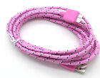 10 FT. Micro Braided USB Data Sync Charger Cable For Samsung Galaxy S5 Note 3
