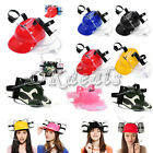 NEW Drinking Helmet Beer Soda Hard Hat Drink Holder Party Accessories Fun Cool