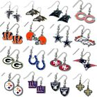 NFL Officially Licensed Dangle Earrings - Pick Your Team