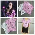 Girls' Generation sone snsd 2014 love peace live T-SHIRT KPOP taeyeon NEW
