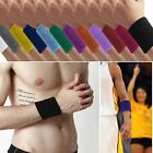 Unisex Basketball Tennis GYM Sports Wristband Wrist Band Sweat Band Sweatband