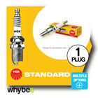 NEW! NGK STANDARD SPARK PLUGS [B CODES] for MOTORBIKES MOTORCYCLES SCOOTER ATV <br/> INCLUDES A FREE NGK LOGO MAGNET WITH EVERY ORDER!