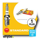 NEW! NGK STANDARD SPARK PLUGS [B CODES] for MOTORBIKES MOTORCYCLES SCOOTER ATV