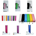 External Charger Power Bank For iPhone 4 Portable Battery Backup 2600mAh 3g 4s