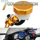 Brake Oil Fluid Reservoir Master Cylinder For KTM Motorcycle Universal Aluminum $9.44 USD on eBay