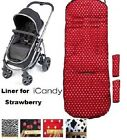Buggy Liner fit for iCandy Strawberry