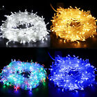 30M/300 50M/400 100M/600 LED Fairy Light String Tree Christmas Lighting Garden
