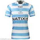 Maillot de match - Collection Officielle RACING METRO 92 - Rugby Natixis Kappa
