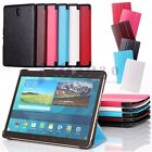 """Slim Tri-Fold Stand Leather Case for Samsung Galaxy Tab S 8.4"""" T700 10.5"""" T800"""