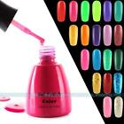New 12ml Soak off Nail Art UV LED Gel Primer Base Top Coat Tip Lamp Glitters DIY