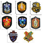 Harry Potter Gryffindor Crest Iron Embroidered Hogwarts School Motif Patch Badge