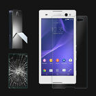 Premium Tempered Glass Film Screen Protector for Sony Xperia C3 D2533 Dual D2502