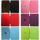 Magnetic Ultra Thin Smart Cover + Back Case For New iPad Air/Mini + stylus & pro