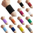 1pcs Wristbands Wrist Band Sweatbands Sweat Band For GYM Sports Tennis Badminton