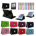 360 Rotating Pu Leather Case Smart Cover Stand For Ipad 9.7 2017 Mini/2 3 4/air