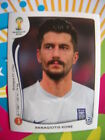 2014 FIFA World Cup Stickers Numbers 180-239 Panini Brasil Brazil Stickers Foils