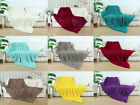 150 X 200cm Super Soft Plush Faux Fur Blanket Throw for Bed Sofa Home Decorative