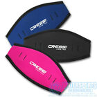 CRESSI NEOPRENE SCUBA DIVING AND SNORKELLING MASK SLAP STRAP COVER.