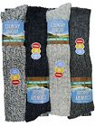 4 Mens Pennine Walker Wool Rich Longer Length Thermal Walking Socks / UK 6-11