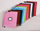360° ROTATING LEATHER CARRY COVER STAND flip FR Samsung Galaxy Tab 4 8 (T330)