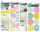 Heidi Swapp ~ Stickers ~ Mixed Themes