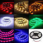 Waterproof IP65 5M 300 LED Strip Light 3528 5050 SMD/RGB Ribbon Tape Roll 12V UK