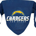 Los Angeles Chargers  NFL Dog Pet Football Bandana Officially Licensed Sizes $14.99 USD on eBay