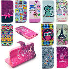 Luxury Card Holder Wallet Flip Leather Case Stand Pouch Cover for Various Phone