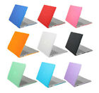 laptop cases macbook - Laptop Hard Matte Rubberized Shell Case Cover for Macbook Air 11 13 inch