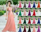 New Evening Party Prom Bridesmaids Dresses Homecoming Formal Gowns Size 6-26