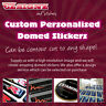 More images of Die Cut Custom Domed Stickers, 3d Raised, Jewelled Sticker, Domed stickers