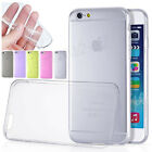 """New Thin Crystal Clear Soft Silicone Case Cover For Apple 4.7"""" iPhone 6 Plus"""