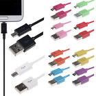 3ft/6ft/10ft Micro USB Data Charger Cable for LG NEXUS 4 Galaxy S4 S3 S2 HTC One