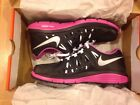 Nike Women's Dual Fusion Run 2 Running Shoes 599564 016 Black Pink White