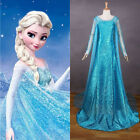 Купить Fancy Women Frozen Princess Queen Elsa Tulle Costume Cosplay Elsa Dress Adult с доставкой по россии и снг