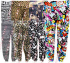 I69 NEW WOMEN LADIES GIRLS FULL LENGTH ALI BABA HAREM TROUSERS IN PLUS SIZE 8-32