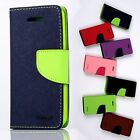 Mercury GOOSPERY Wallet Fancy Diary Stand Flip cover CASE for Lenovo A526
