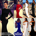 Sexy Women Ladies Celeb Prom Ball Cocktail Maxi Party Dress Formal Evening Gown