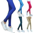 Muliticolor Zipper Stretchy Legging Jeans Pencil Pants Jeggings CAZA0205