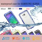 Case For Samsung Galaxy Alpha SM-G850,Waterproof Durable Shockproof Cover Skin