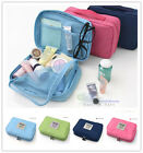 Portable Travel Bag Toiletry Cosmetic Makeup Pouch Holder Storage Organizer
