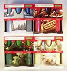 Holiday Time 5-Piece Candle Set Collection (4 Sets to choose from)