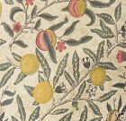 William Morris Fruits Lined Curtains - Various Sizes