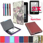 Auto Sleep / Wake Cover Case For Amazon All New Kindle Paperwhite 6 +Accessories