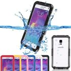 Waterproof Dirt Snow Proof Case Cover Under Water For Samsung Galaxy Note 4 N910
