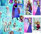 Disney Frozen Birthday Cards Open Sister  Age 4, 5, 6, 7 or Gift Wrap Paper