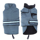 Dog Rain Coat Pet Jacket Warm Waterproof  Anti-Static Clothes LUMINOUS Any Size
