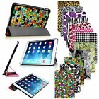 Ultra Slim Magnetic PU Leather Smart Shell Cover Case For New Apple iPad Air 2