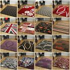 New Milan Modern Fireplace Rugs Soft Small Large XL Non Shed Cheap Area Carpets